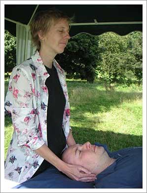 mobilereiki Lupus Picnic 16 Aug 2009